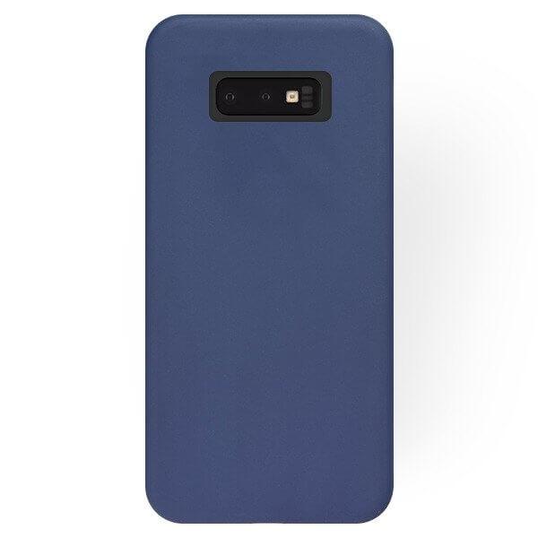 FORCELL RUBBER Silikónový obal Samsung Galaxy S10e modrý