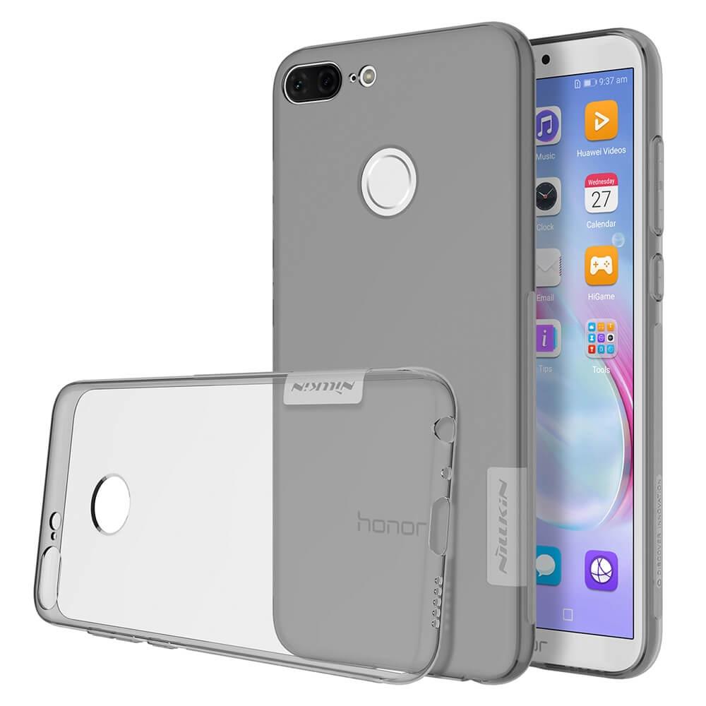Púzdro Nillkin Nature TPU Gel Ultra Slim Huawei Honor 9 Lite sivé