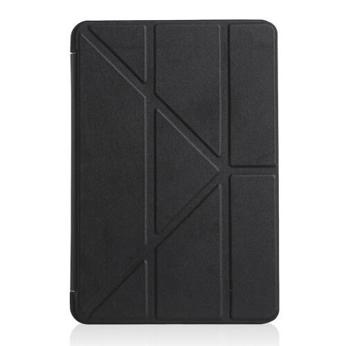 FORCELL LEATHER Zaklapací obal Apple iPad Mini 4 / Mini 5 (2019) čierny