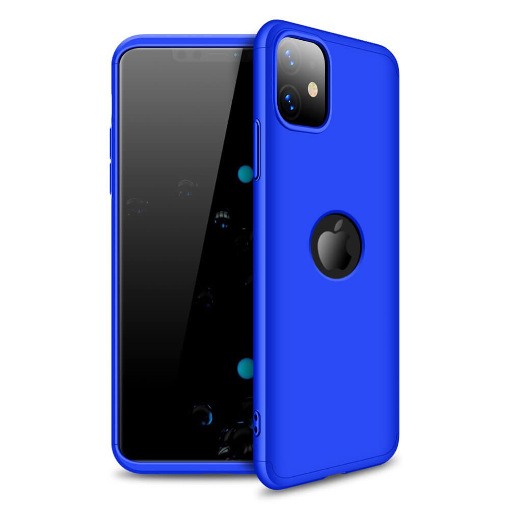 FORCELL 360° Ochranný kryt Apple iPhone 11 modrý