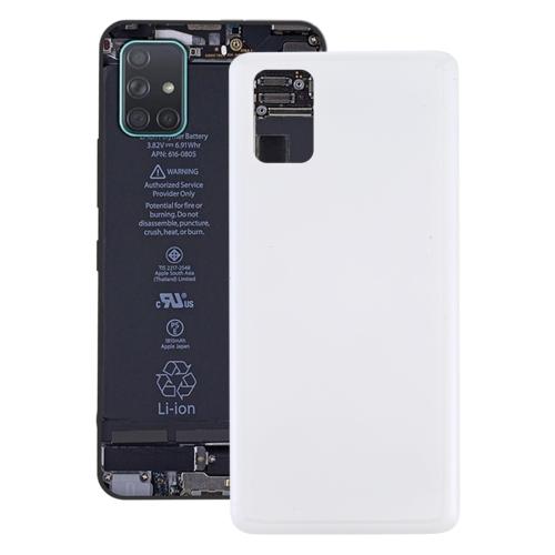 FORCELL Zadný kryt (kryt batérie) Samsung Galaxy M51 biely