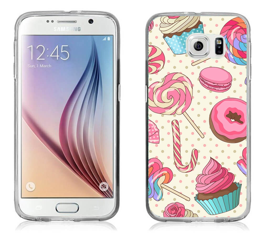 MY ART kryt Samsung Galaxy S7 CANDY (030)