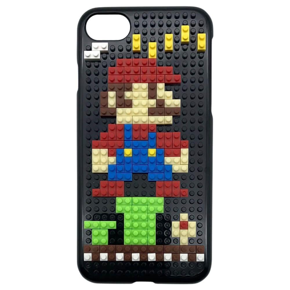 FORCELL Kreatívny obal (stavebné kocky) Apple iPhone 6 / 6S GAME PLUMBER