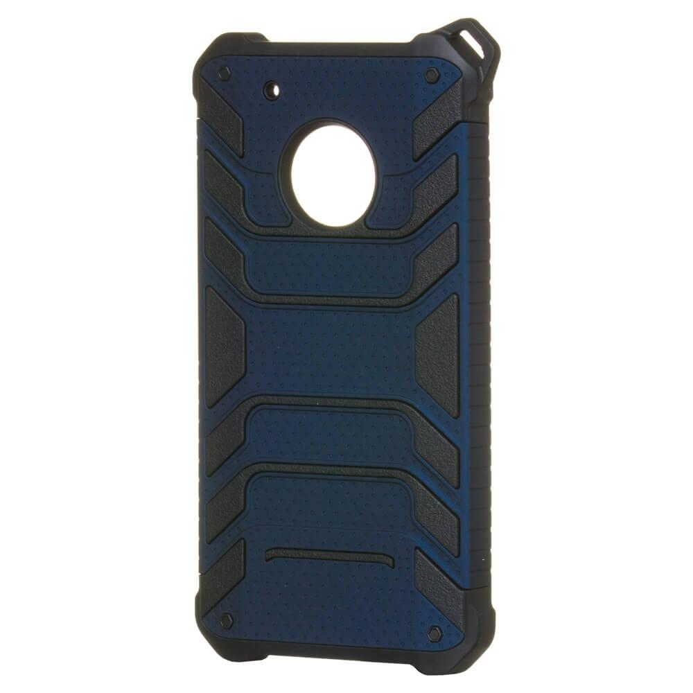 FORCELL SPIDER Ochranný obal Lenovo Moto G5 Plus modrý