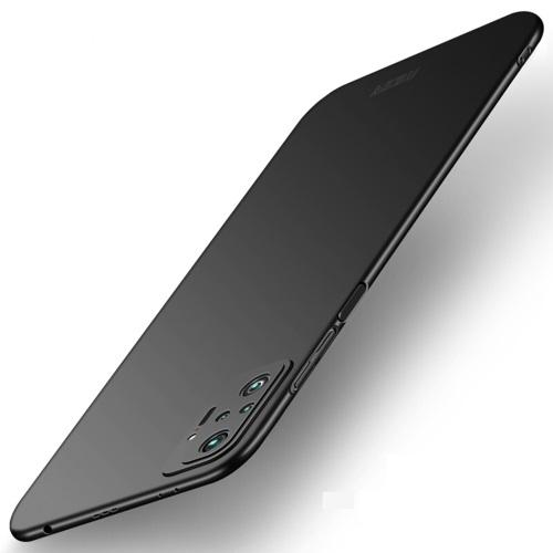 MOFI Ultratenký obal Xiaomi Redmi Note 10 Pro čierny