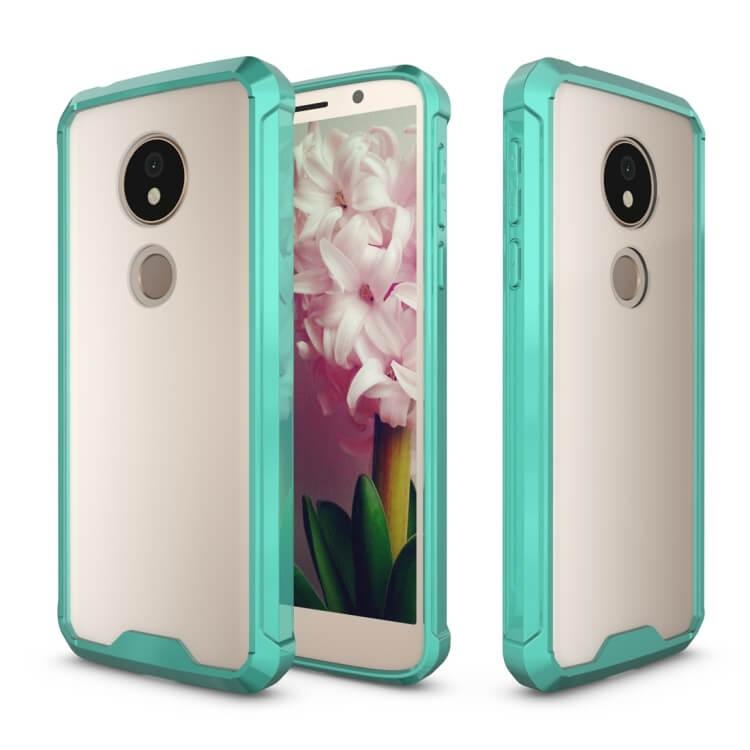 FORCELL SHOCK Odolný kryt Motorola Moto G6 Play zelený