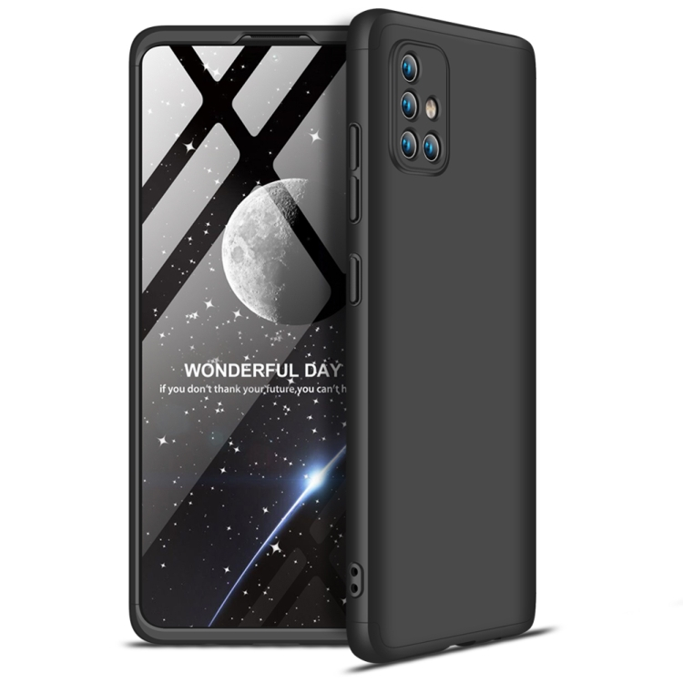 FORCELL 360° Ochranný kryt Samsung Galaxy A71 čierny