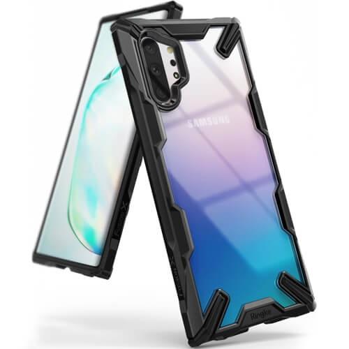 RINGKE FUSION Obal Samsung Galaxy Note 10+ čierny