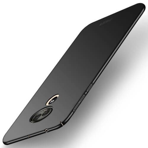 MOFI Ultratenký obal Motorola Moto E5 Play čierny