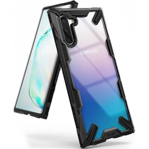 RINGKE FUSION Obal Samsung Galaxy Note 10 čierny