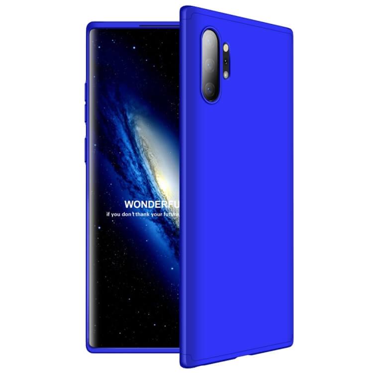 FORCELL 360° Ochranný obal Samsung Galaxy Note 10+ modrý