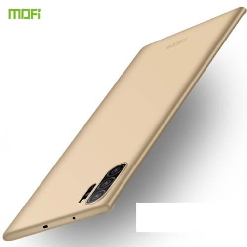 MOFI Ultratenký kryt Samsung Galaxy Note 10+ zlatý