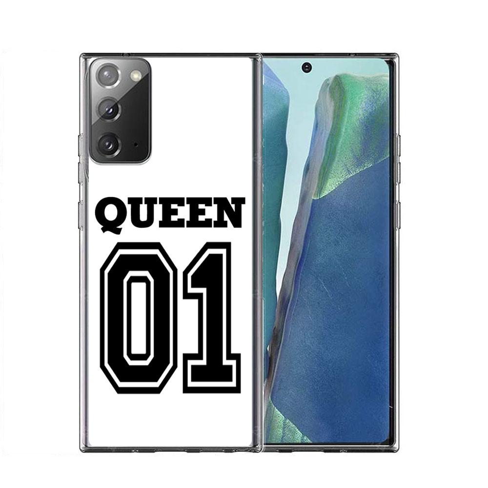 FORCELL MY ART Ochranný kryt Samsung Galaxy Note 20 QUEEN (030)