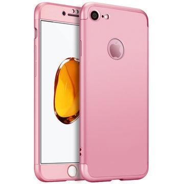 FORCELL 360° Ochranný obal Apple iPhone 7 ružový ff3d01cc2db