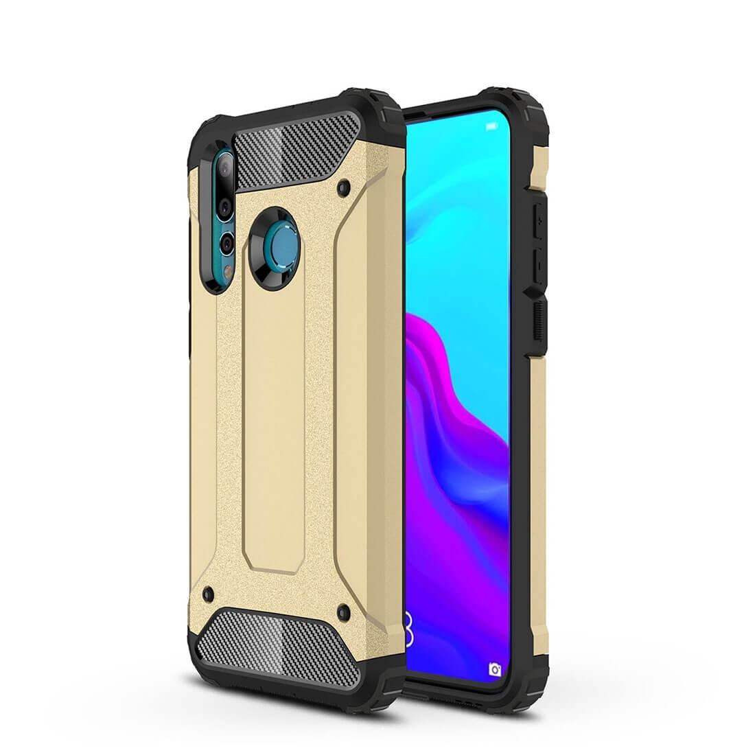 FORCELL TOUGH Ochranný kryt Huawei Nova 4 zlatý