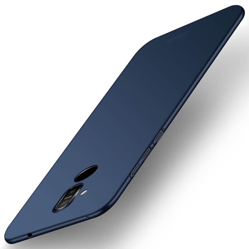MOFI Ultratenký obal Nokia 7.1 Plus / X7 modrý