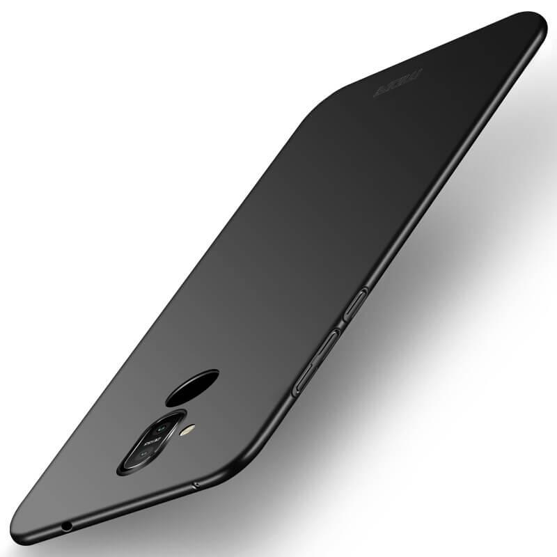 MOFI Ultratenký obal Nokia 7.1 Plus / X7 čierny