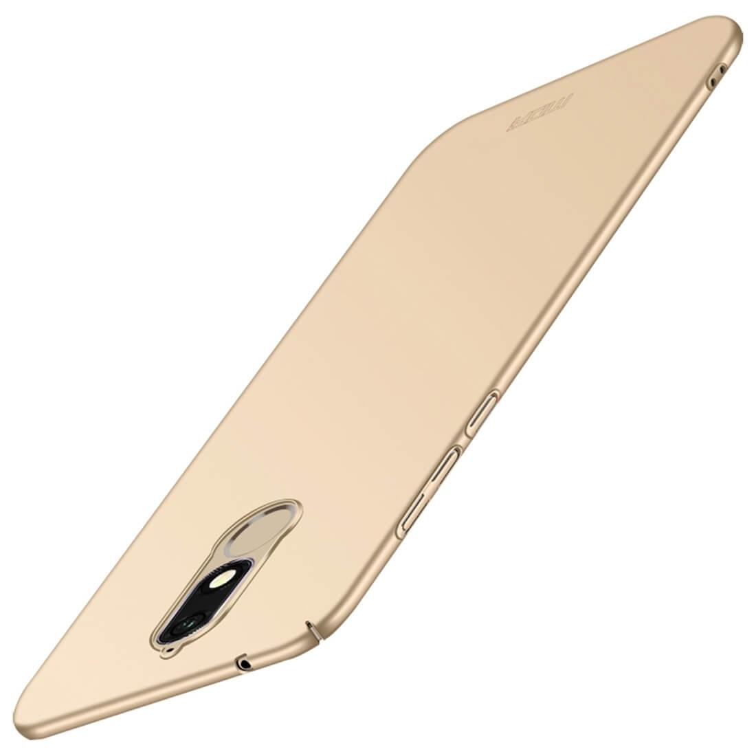MOFI Ultratenký kryt Nokia 5.1 zlatý