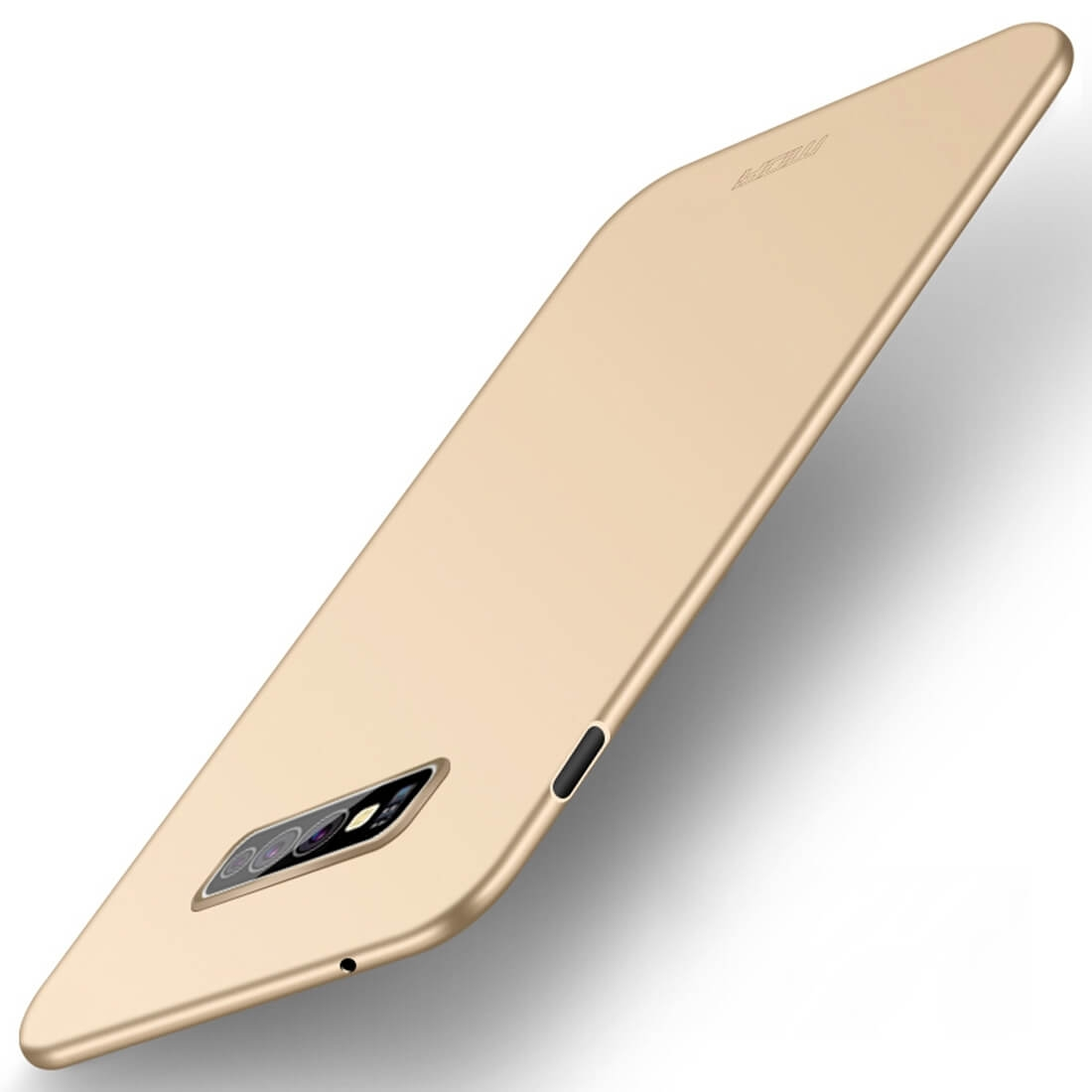 MOFI Ultratenký kryt Samsung Galaxy S10e zlatý