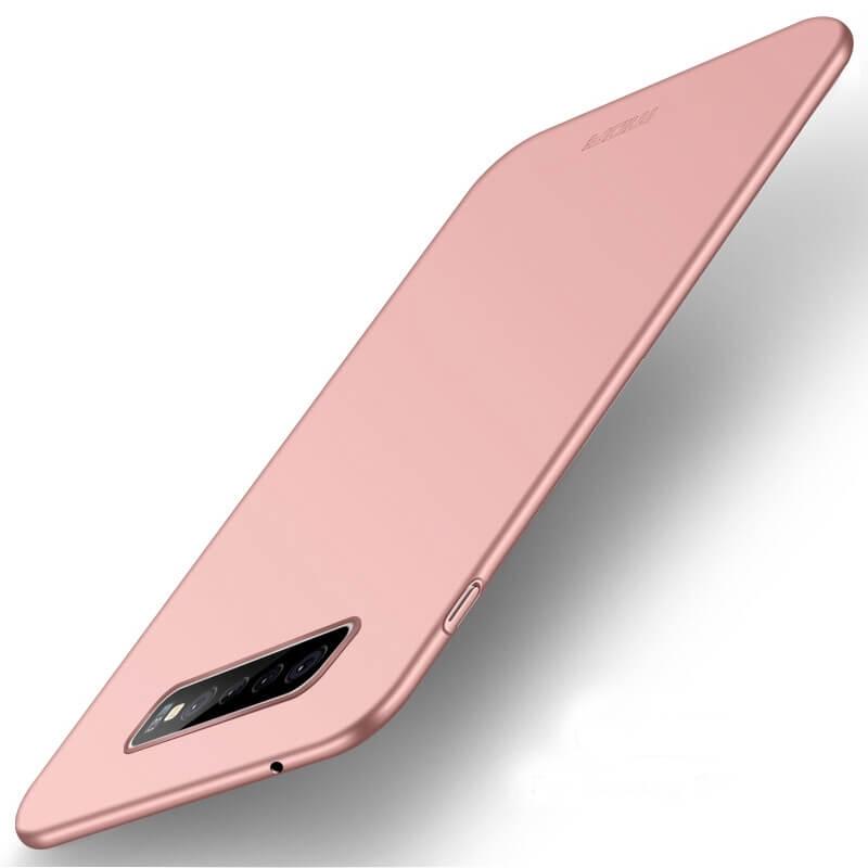 MOFI Ultratenký kryt Samsung Galaxy S10 Plus ružový