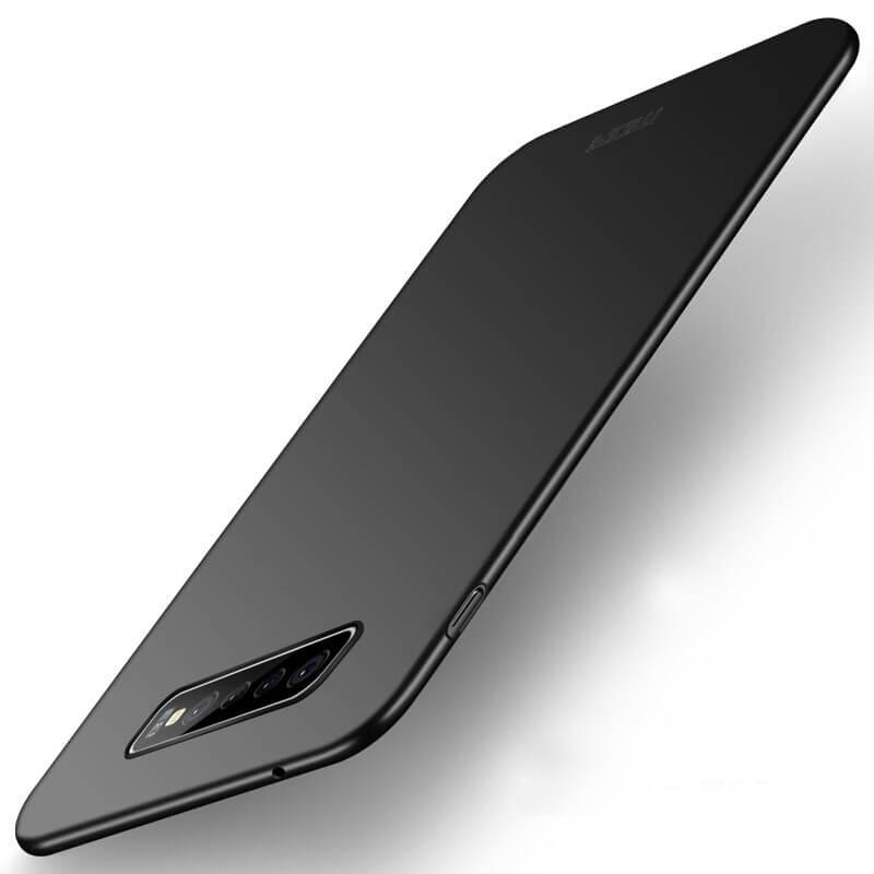 MOFI Ultratenký kryt Samsung Galaxy S10 Plus čierny