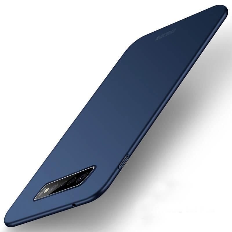 MOFI Ultratenký kryt Samsung Galaxy S10 Plus modrý