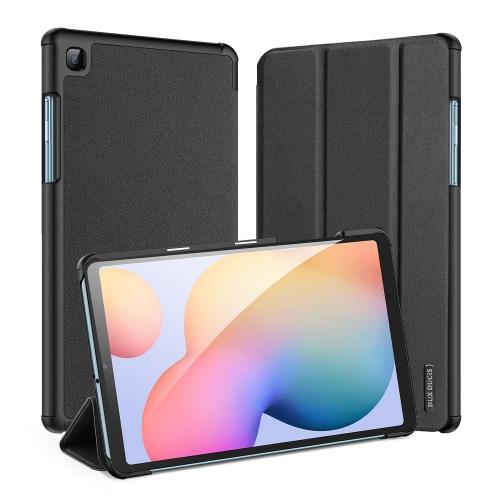 DUX DOMO Zaklápací kryt Samsung Galaxy Tab S6 Lite čierny