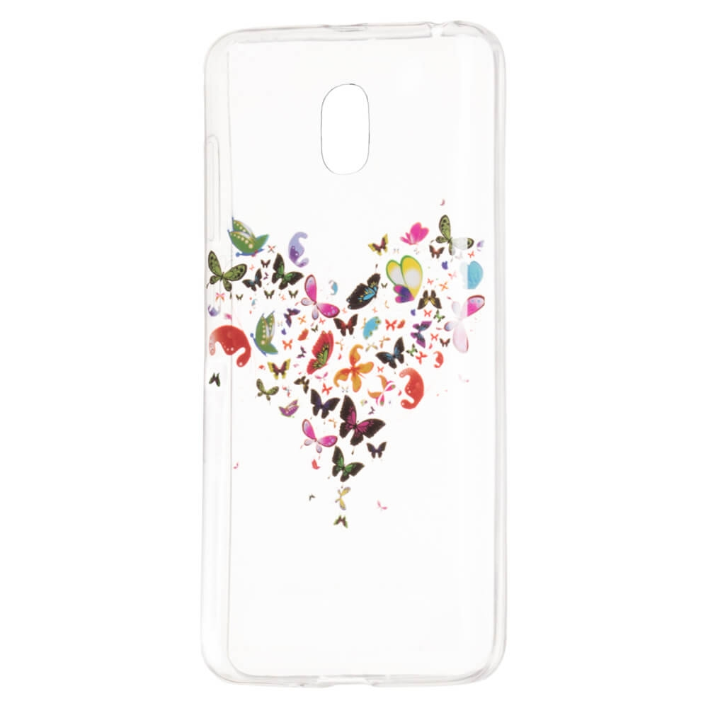 FORCELL ART Silikónový obal Samsung Galaxy J5 2017 (J530) HEART
