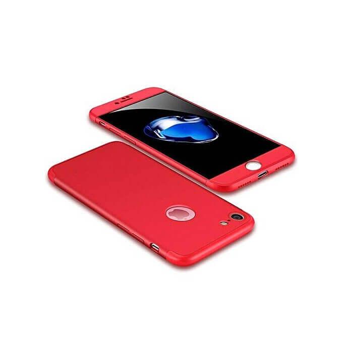FORCELL 360° Ochranný obal Apple iPhone 6 Plus / iPhone 6S Plus červený