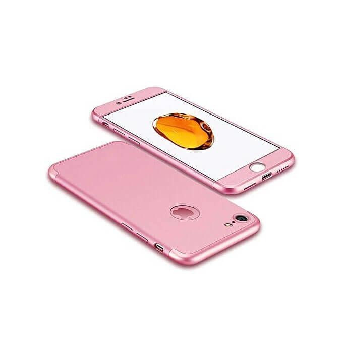 FORCELL 360° Ochranný obal Apple iPhone 6 Plus / iPhone 6S Plus ružový