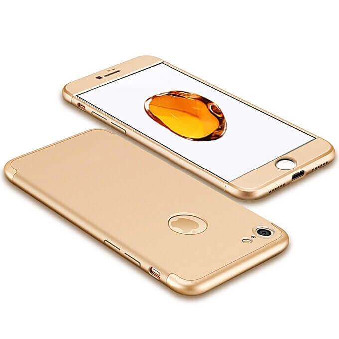 FORCELL 360° Ochranný obal Apple iPhone 6 Plus / iPhone 6S Plus zlatý