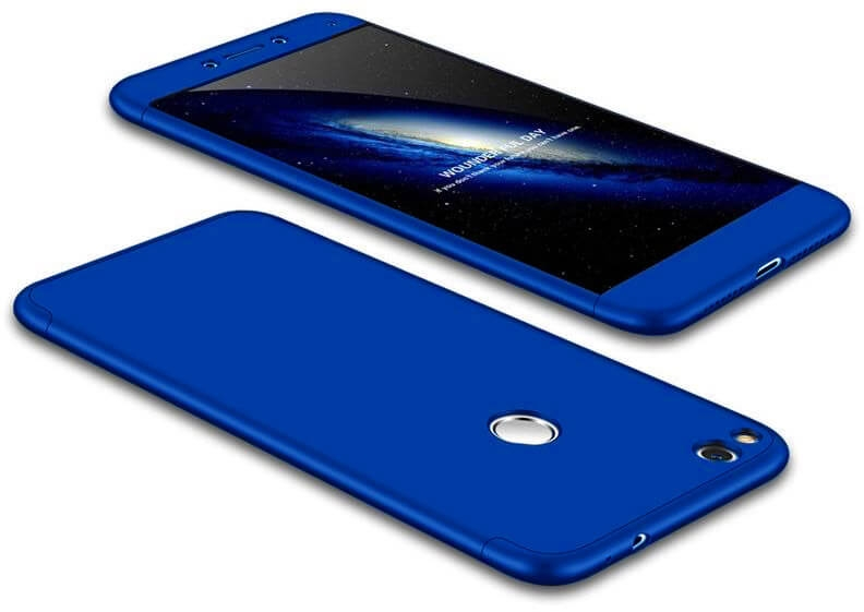FORCELL 360° Ochranný obal Huawei P9 Lite 2017 modrý