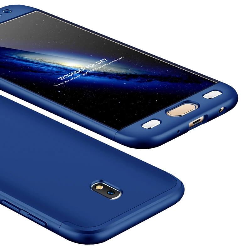 FORCELL 360° Ochranný obal Samsung Galaxy J5 2017 (J530) modrý