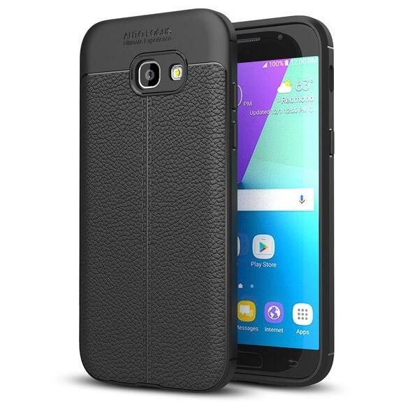 FORCELL PATTERN TPU kryt Samsung Galaxy A5 2017 (A520) čierny