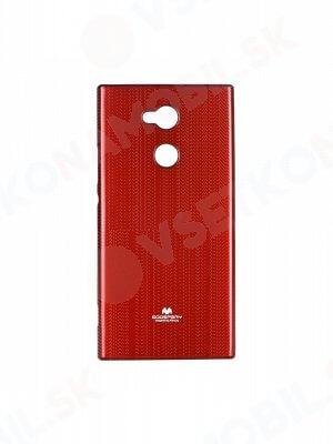 MERCURY JELLY obal Sony Xperia XA2 Ultra červený