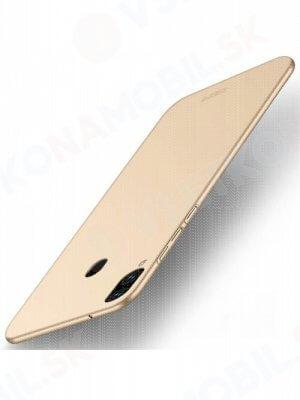 MOFI Ultratenký kryt Samsung Galaxy M20 zlatý