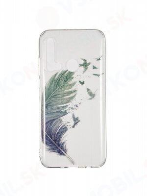 ART TPU ochranný kryt Huawei P20 Lite 2019 FEATHER