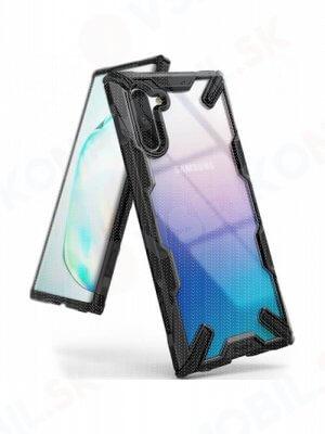 RINGKE FUSION X Samsung Galaxy Note 10 čierny