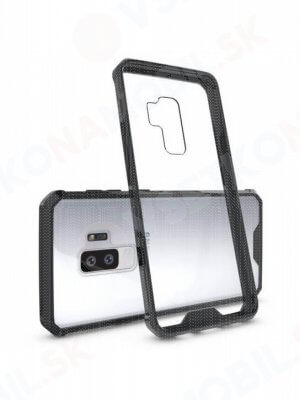 SHOCK Ochranný kryt Samsung Galaxy S9 čierny