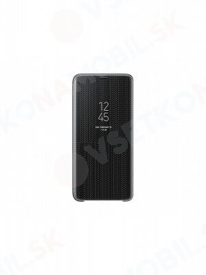 SAMSUNG CLEAR VIEW (EF-ZG960CB) Samsung Galaxy S9 čierny