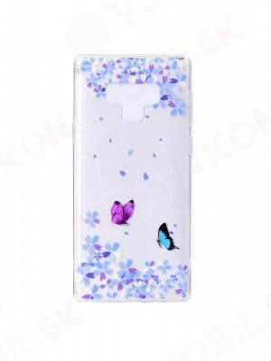 ART Silikónový obal Samsung Galaxy Note 9 BUTTERFLIES