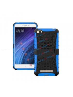 STAND Extra odolný obal Xiaomi Redmi 4A modrý