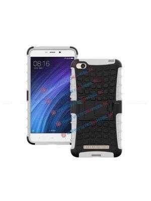 STAND Extra odolný obal Xiaomi Redmi 4A biely
