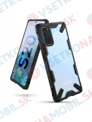 RINGKE FUSION X Samsung Galaxy S20 čierny