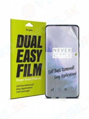 RINGKE DUAL EASY 2x Ochranná fólia OnePlus 7T