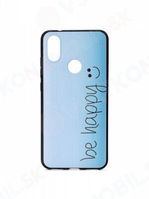 ART TPU ochranný obal Huawei Nova 3i BE HAPPY
