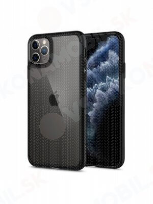 SPIGEN ULTRA HYBRID Apple iPhone 11 Pro Max čierny