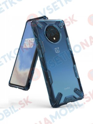RINGKE FUSION X OnePlus 7T Pro modrý