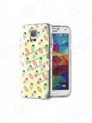 ART Silikónový obal Samsung Galaxy S5 ICE