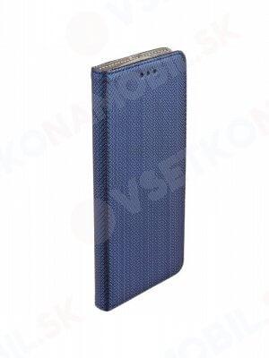 MAGNET Peňaženkový obal Huawei Honor 7X modrý